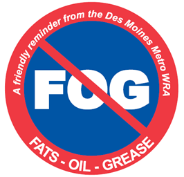 Fat, Oil, and Grease program logo